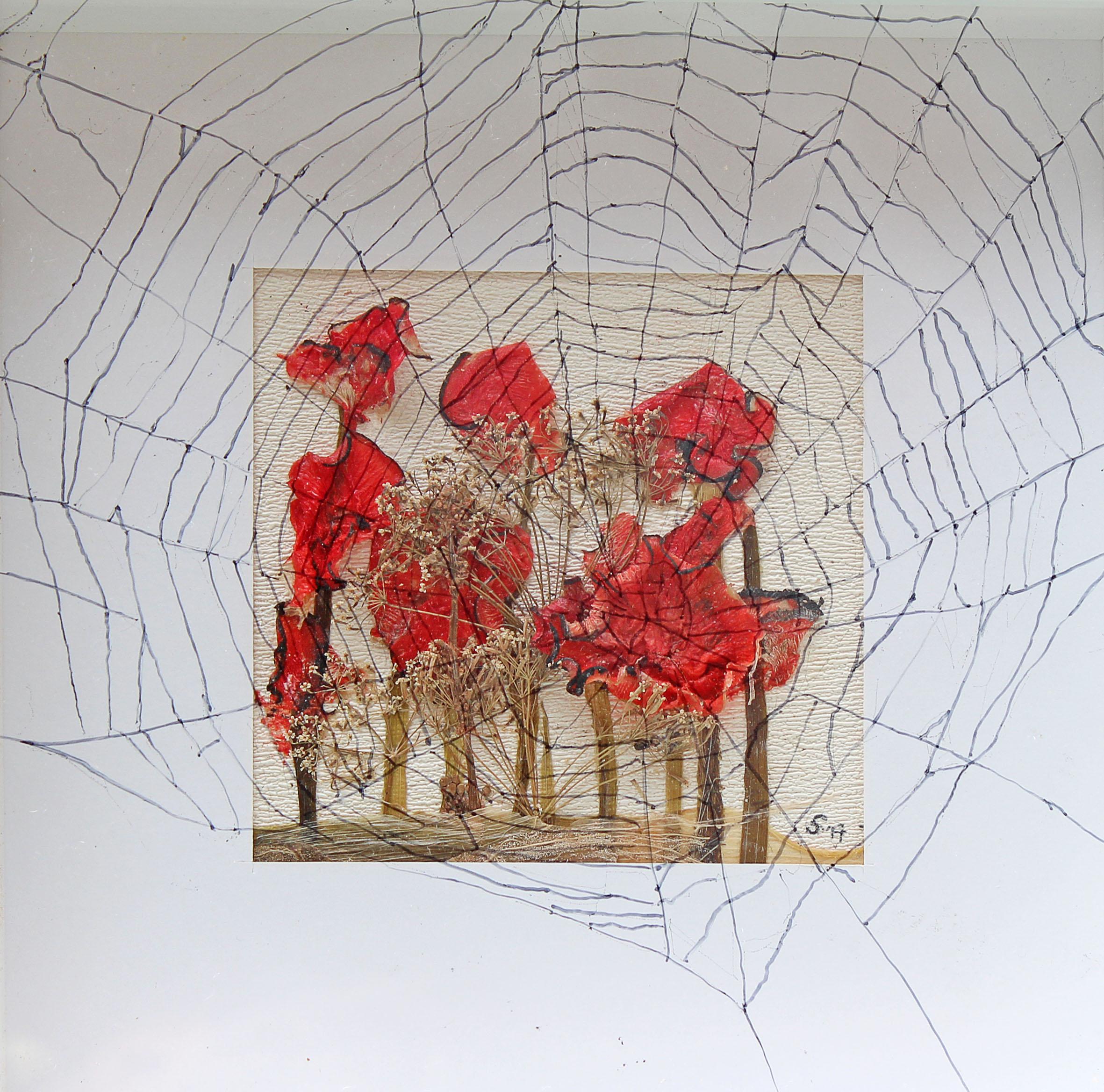 schwarzer Rettich, Porree, Rhararber, Giersch, echtes Spinnennetz